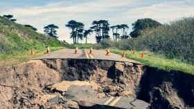 El hundimiento de la superficie del suelo acarreará enormes costes económicos.