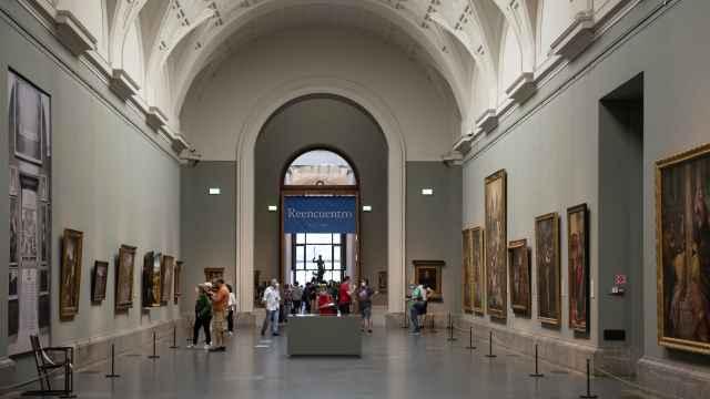 Vista de la exposición 'Reencuentro'.