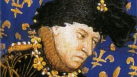 Carlos VI, el rey demente.