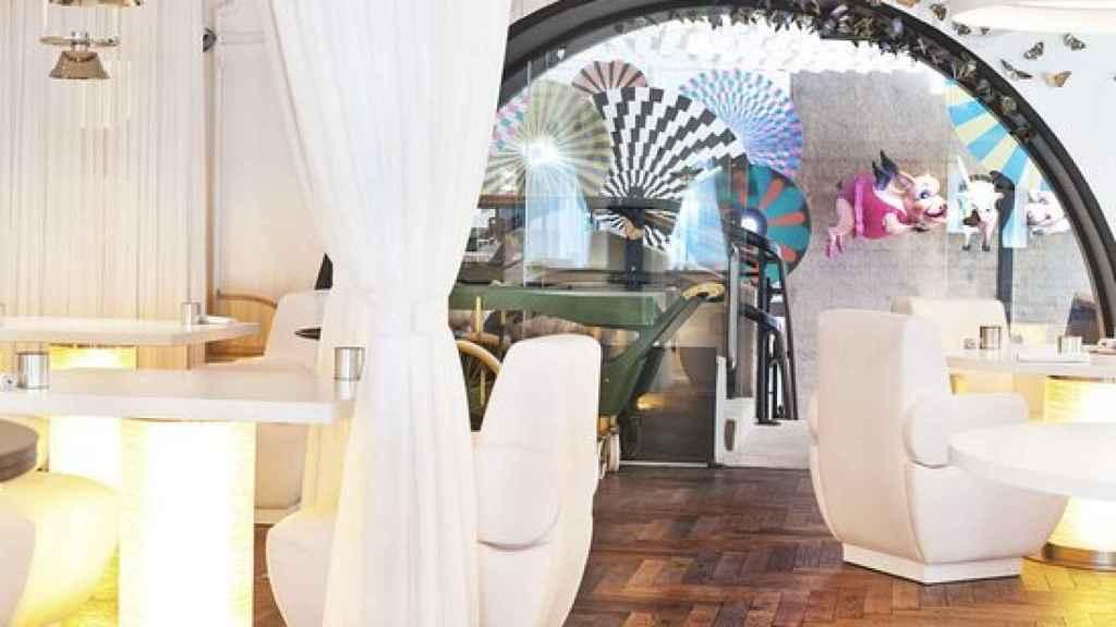 Lista de los restaurantes españoles con Estrellas Michelin