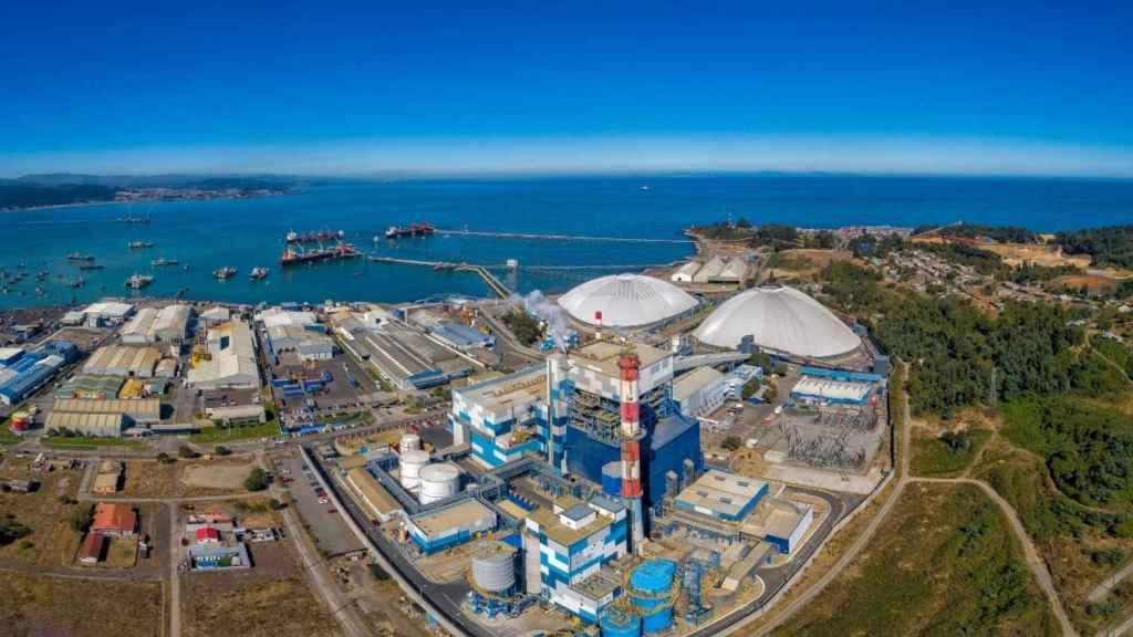 Enel desconecta la central de carbón Bocamina 1 (Chile) tres años antes de lo previsto