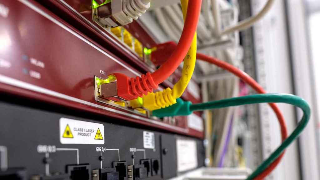 Conexiones de red