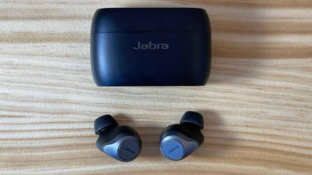 Jabra Elite 85t.