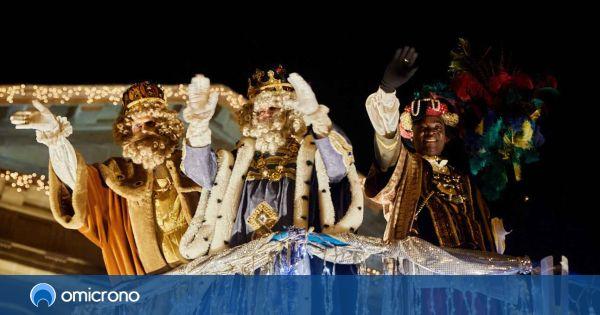 Cabalgata de Reyes Magos en directo: las webs para ver seguir a sus majestades