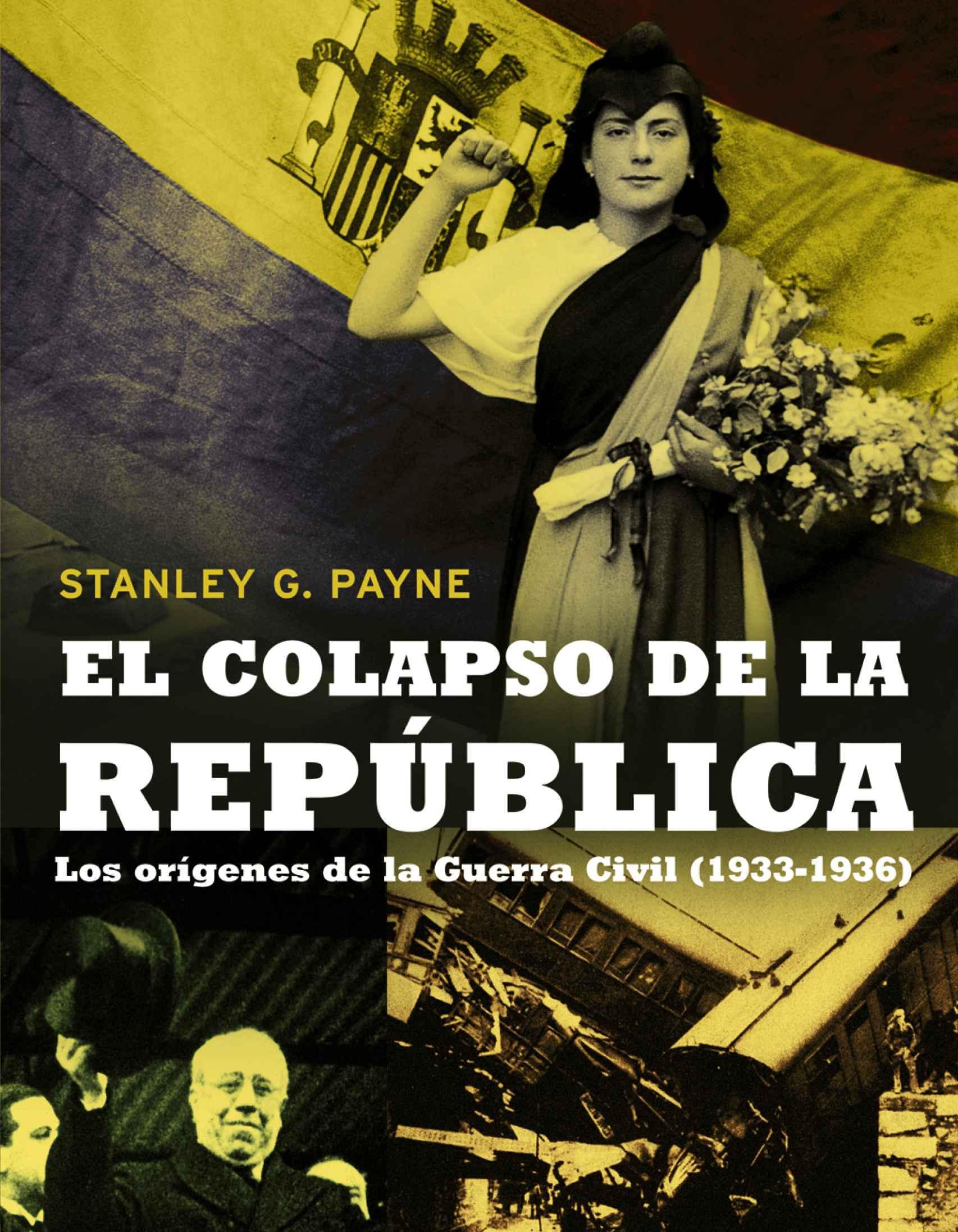 Portada de 'El colapso de la República'.