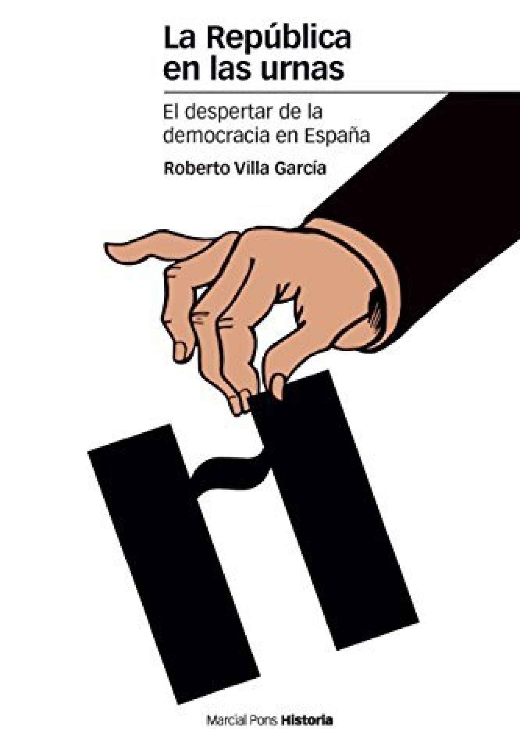Portada de 'La República en las urnas'.