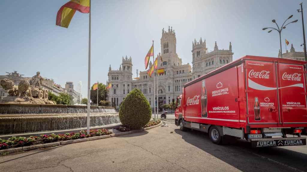 Foto camion Coca-Cola emisiones_I