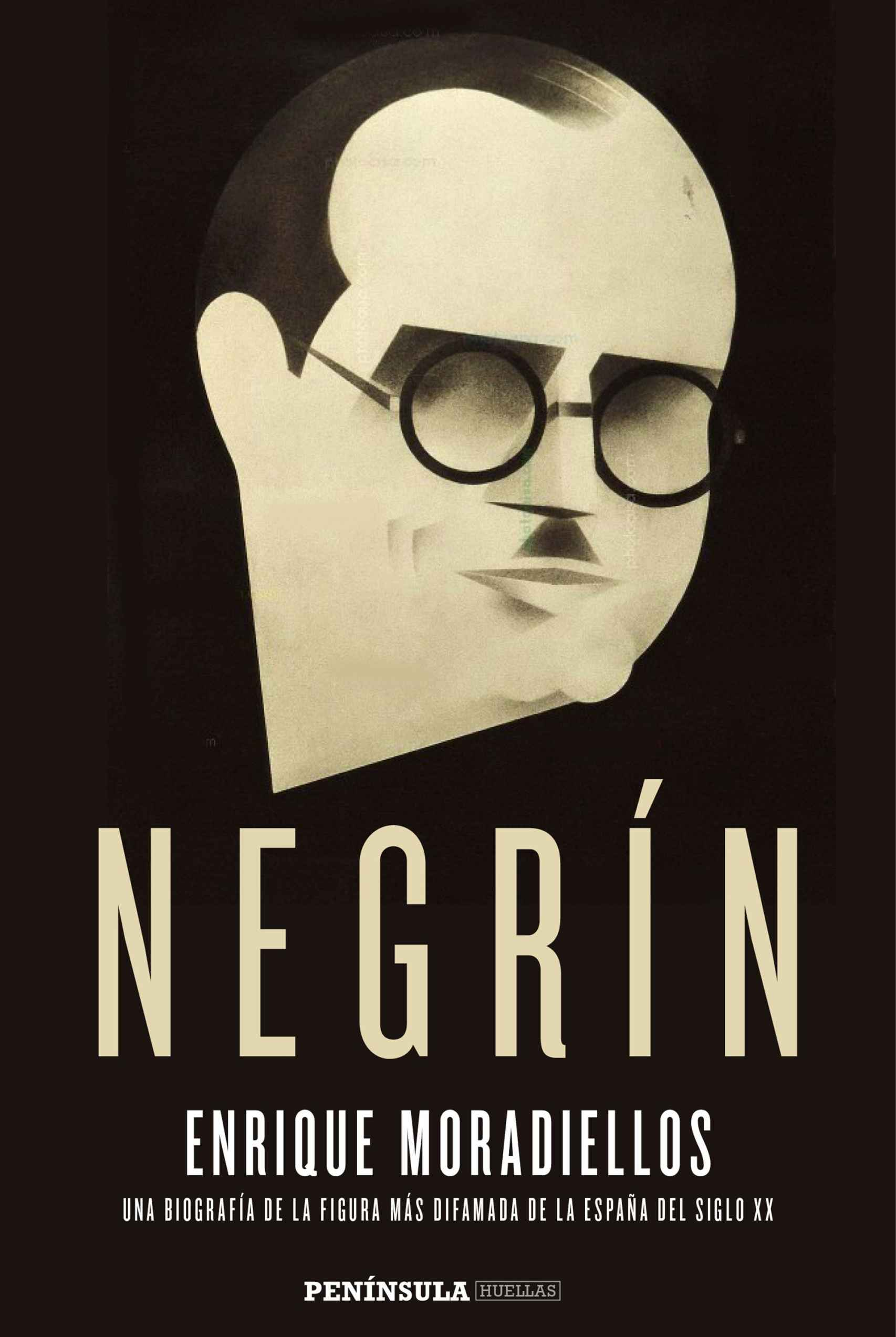 Portada de la edición de 2015 de 'Negrín'.