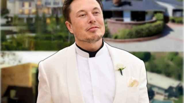 El consejero delegado de Tesla, Elon Musk.