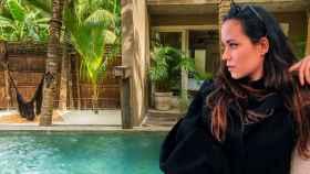 Carolina Monje ha viajado a Tulum, México, para pasar el final e inicio de año.
