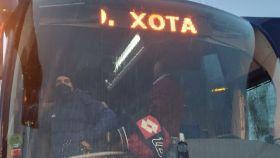 Autobús de CD Xota