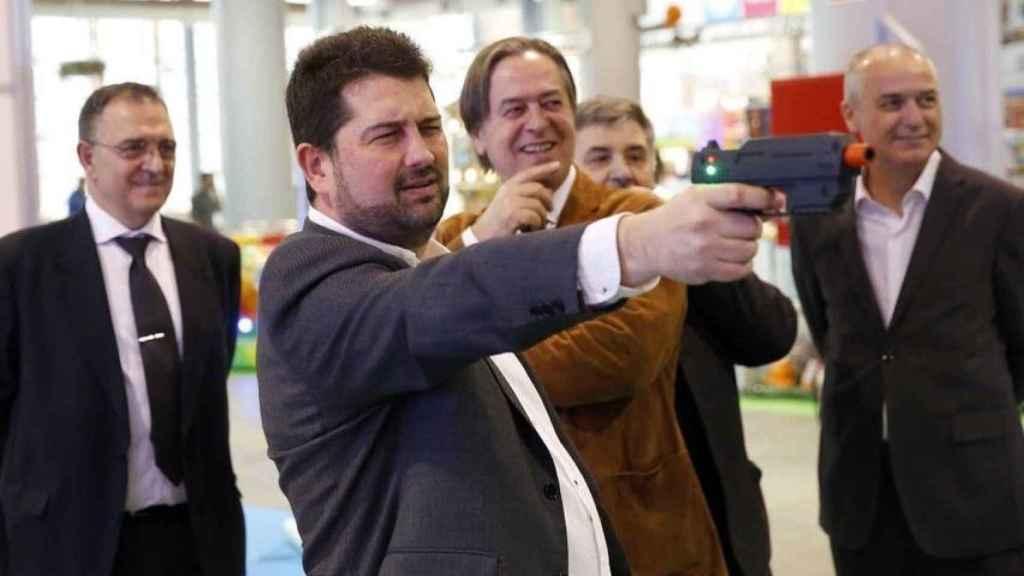 Natxo Costa, el subsecretario de Compromís que ha liderado la investigación al hermano de Ximo Puig. EE