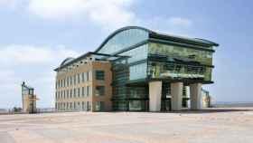 Uno de los edificios del  Distrito Digital de Alicante.