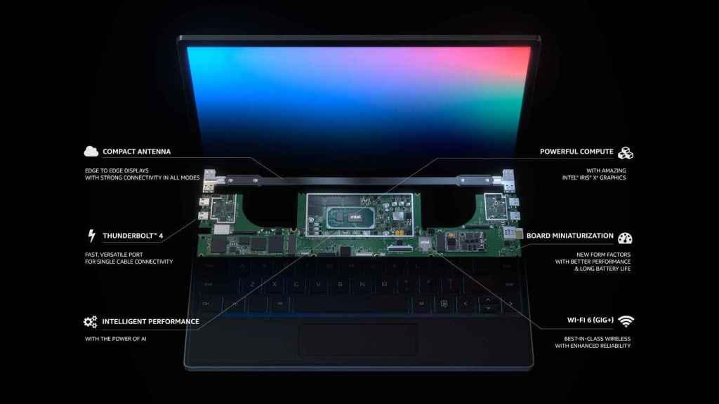 Intel Visual Sensing es una de las nuevas tecnologías de chips Intel