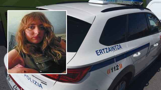 Aintzane Pujana, de 32 años, la mujer hallada muerta en Guipúzcoa.