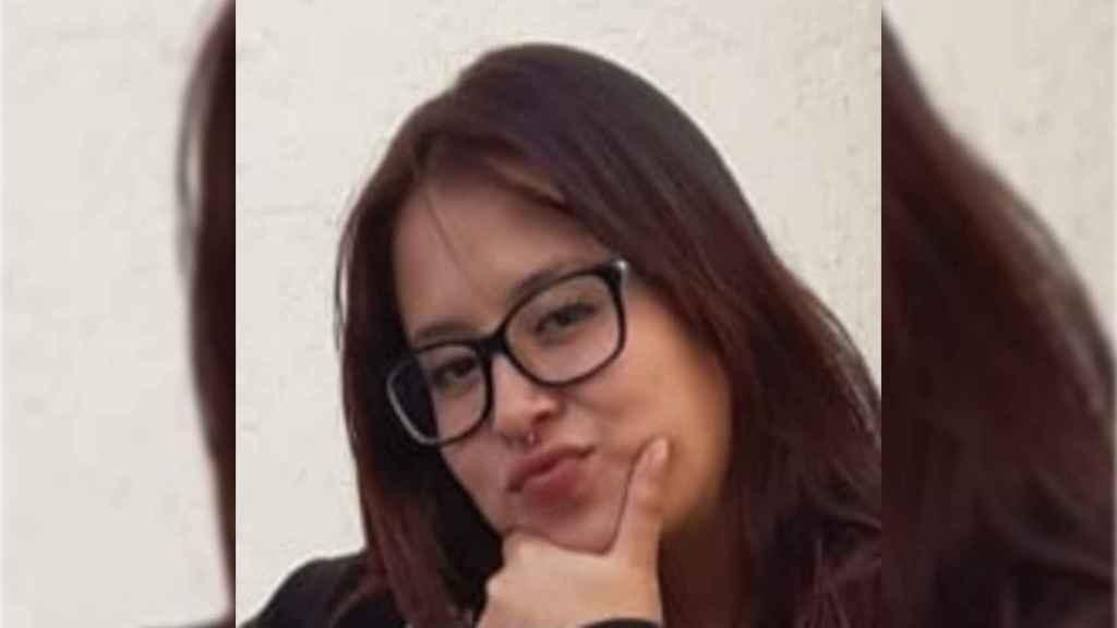 Carmen Fernández Romero, una joven de 17 años desaparecida en Madrid en Año Nuevo.
