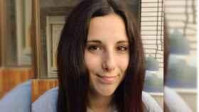 Sandra Rodríguez Gelices, de 23 años, desparecida este domingo en Bilbao.