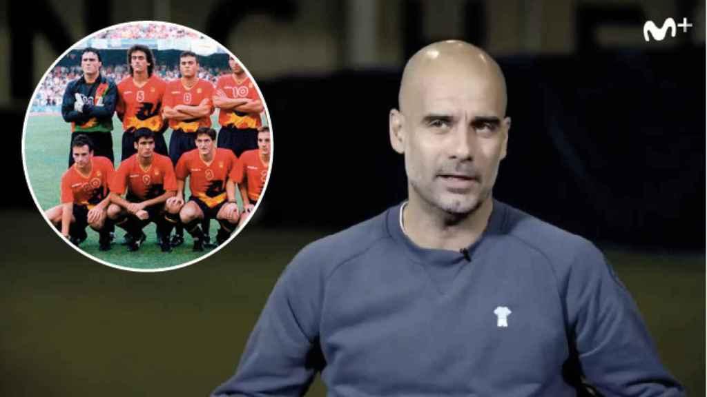 Pep Guardiola, en 'Tócala otra vez, Pep'