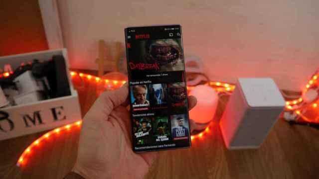 Cómo ver la resolución máxima en la que Netflix funciona en tu móvil
