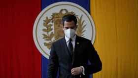 El líder opositor de Venezuela, Juan Guaidó.