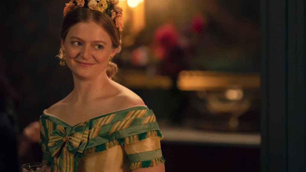 Lavinia continúa siendo el mejor personaje de 'Dickinson'.