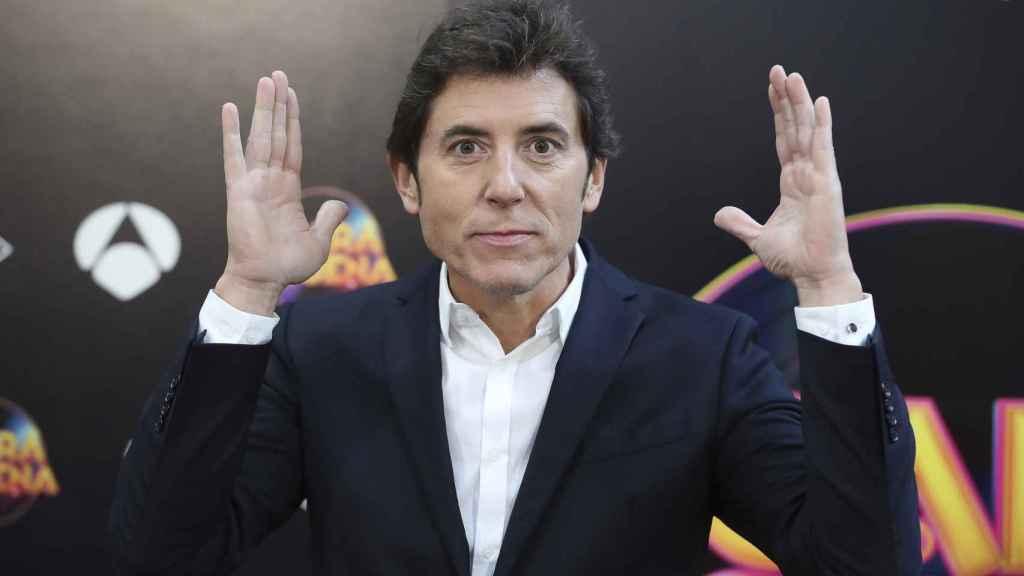 Manel Fuentes presentador del programa.