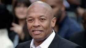 El rapero Dr. Dre.