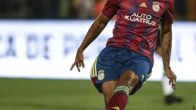 Alex Apolinário, jugador del FC Alverca