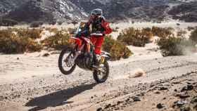 Kevin Benavides en el Rally Dakar 2021