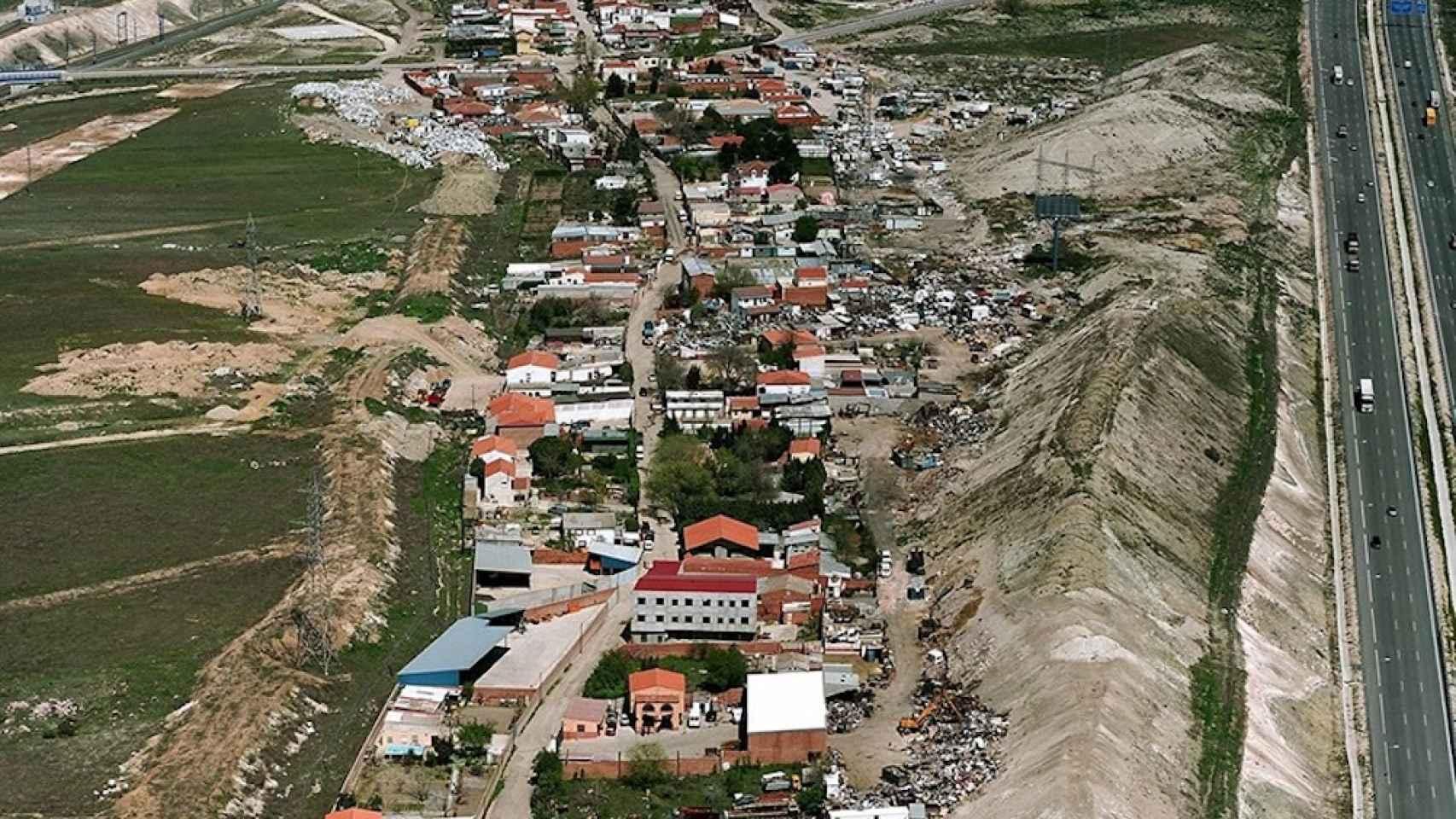 Reynés niega rotundamente que Naturgy corte la luz en La Cañada Real y se ofrece para buscar soluciones urgentes