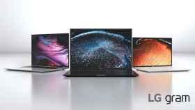 Nuevos portátiles LG Gram