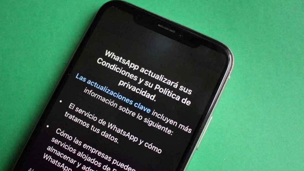 WhatsApp y sus nuevas condiciones