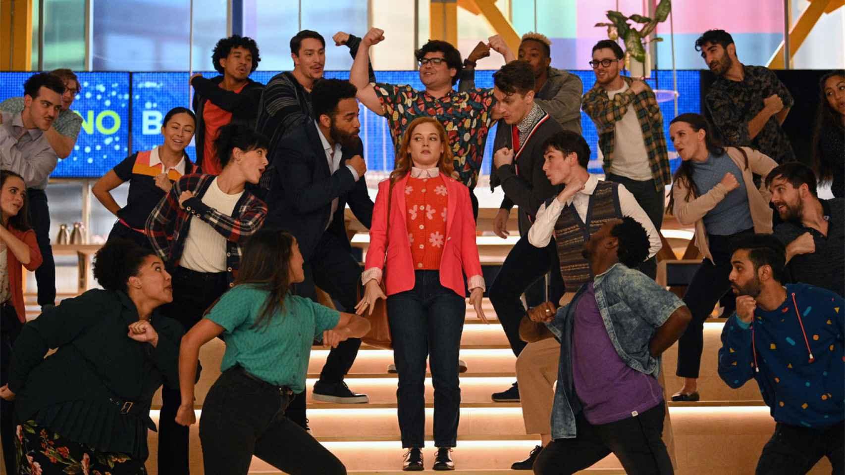 Imagen del primer episodio de la temporada 2 de 'La extraordinaria playlist de Zoey'