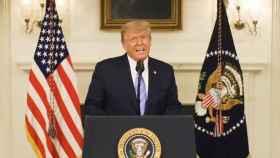 Trump reconoce la derrota electoral y condena el asalto: Aseguraré una transición tranquila