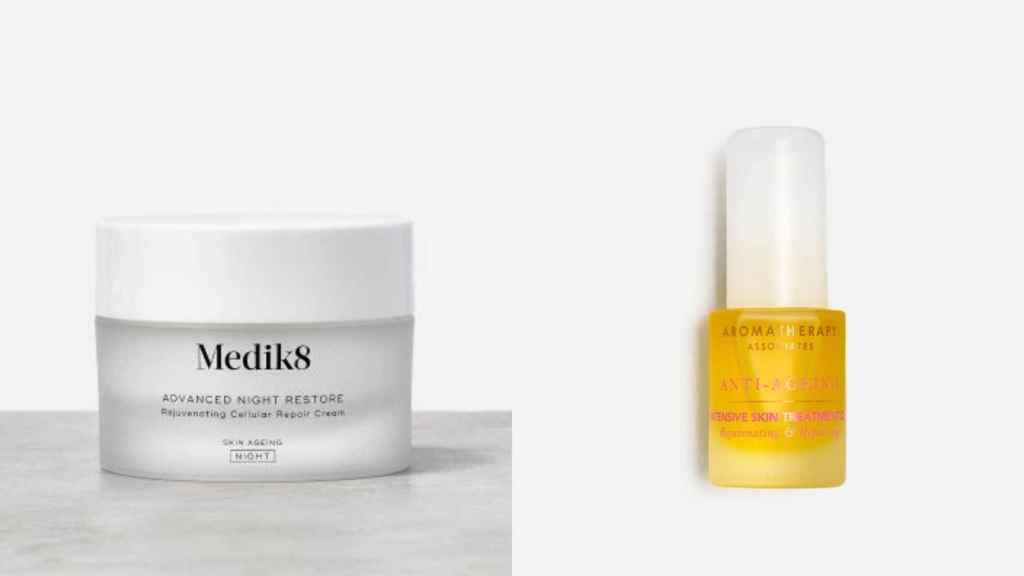 Con una textura más oleosa, idónea para las pieles más secas, los expertos recomiendan estos cosméticos.