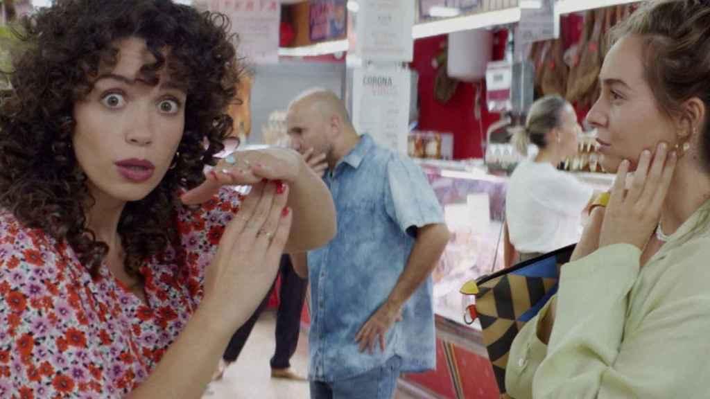 Imagen promocional del primer episodio de la temporada 3de '#Luimelia'.