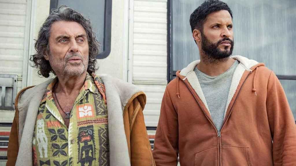 Imagen de la temporada 3 de 'American Gods'.