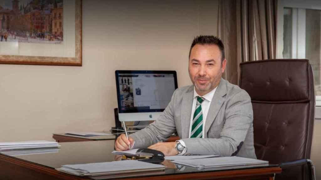 Joaquín Perales, letrado especializado en temas de consumo y tráfico.