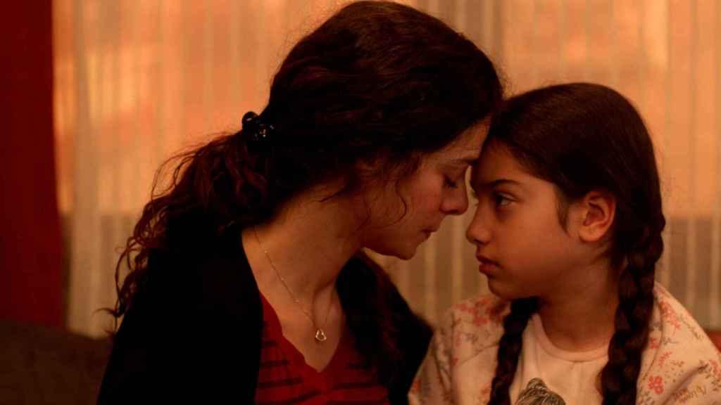 Una imagen de la serie 'Mujer'.