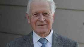 Esteban Santiago, catedrático de Bioquímica (1931-2021).