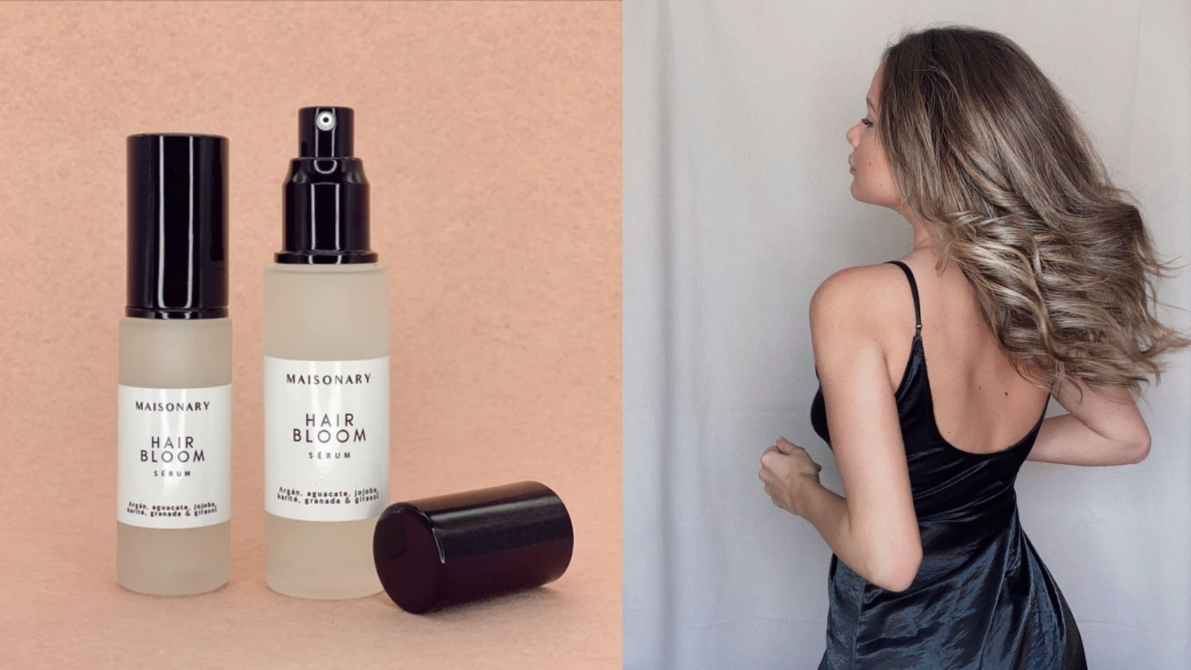 Hair Bloom, el sérum que nutre, sella y aporta brillo a tu cabello en tiempo récord