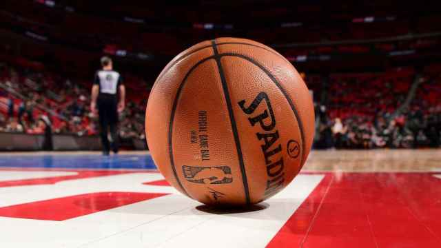 Balón de la NBA