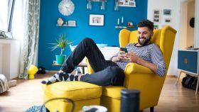 Relájate en casa con el sillón y  la mecedora mejor valorados de Amazon