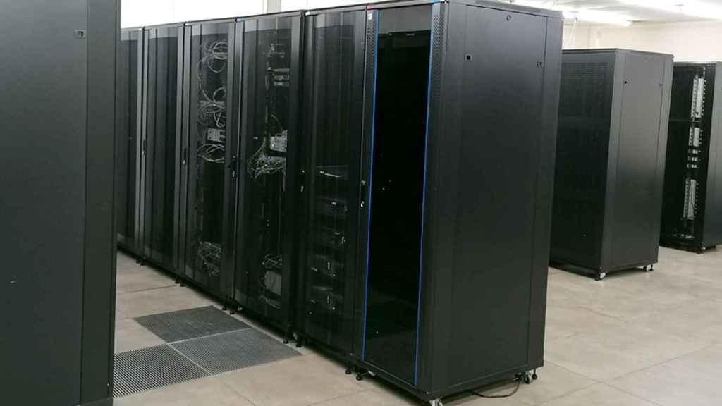 Este es el actual supercomputador de Andalucía, que será sustituido en 2021.