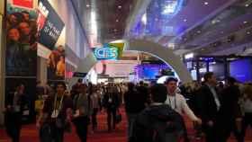 Imagen de uno de los pabellones del CES, en Las Vegas. Foto: A. IGLESIAS FRAGA