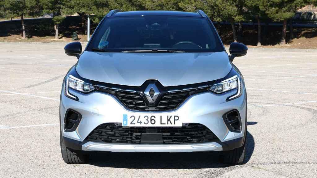 El Renault Captur e-Tech tiene un motor de gasolina y dos motores eléctricos.