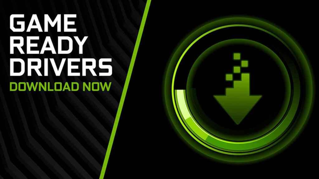 Controladores Game Ready de Nvidia