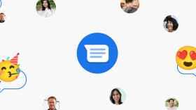 Aplicación Mensajes de Google