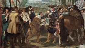 La rendición de Breda, de Diego Velázquez (Museo del Prado).