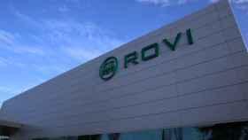 Instalaciones de Rovi.